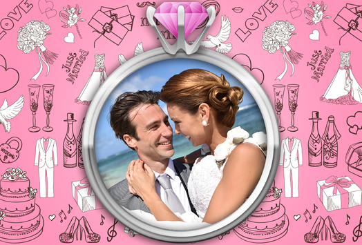 Wedding Photo Frame Editor screenshot 3