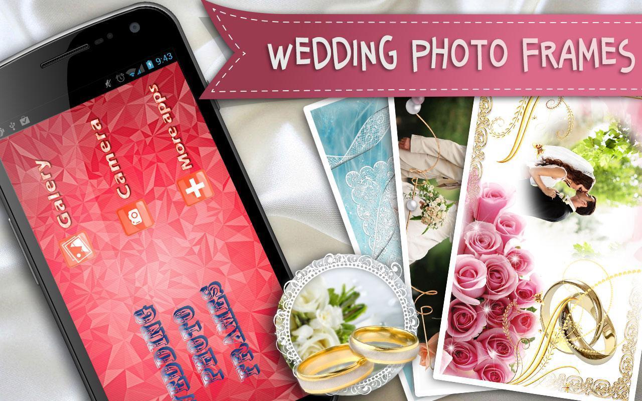 Hochzeit Bilderrahmen APK-Download - Kostenlos Fotografie APP für ...