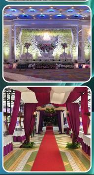 Wedding Reception Design apk screenshot