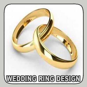 Wedding Ring Design poster