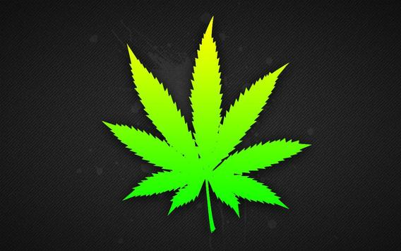 Weed Live Wallpaper apk screenshot