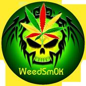 ikon mariguana Weed Live Wallpaper