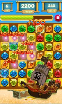 Pirate Jewels Treasures Link screenshot 11