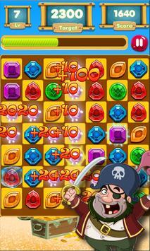 Pirate Jewels Treasures Link screenshot 5