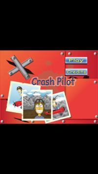 Crash Pilot Free poster