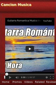 Cancion Musica apk screenshot