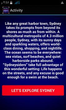 Hello Sydney poster
