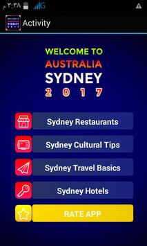 Hello Sydney screenshot 1