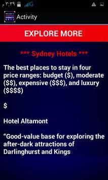 Hello Sydney screenshot 6