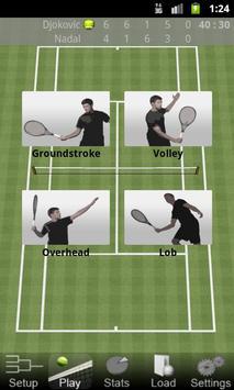 Tennis Stats LITE screenshot 3
