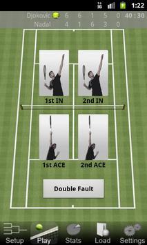 Tennis Stats LITE screenshot 1