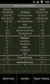 Tennis Stats LITE screenshot 4