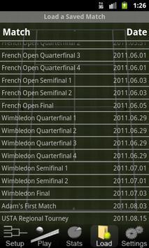 Tennis Stats LITE screenshot 5