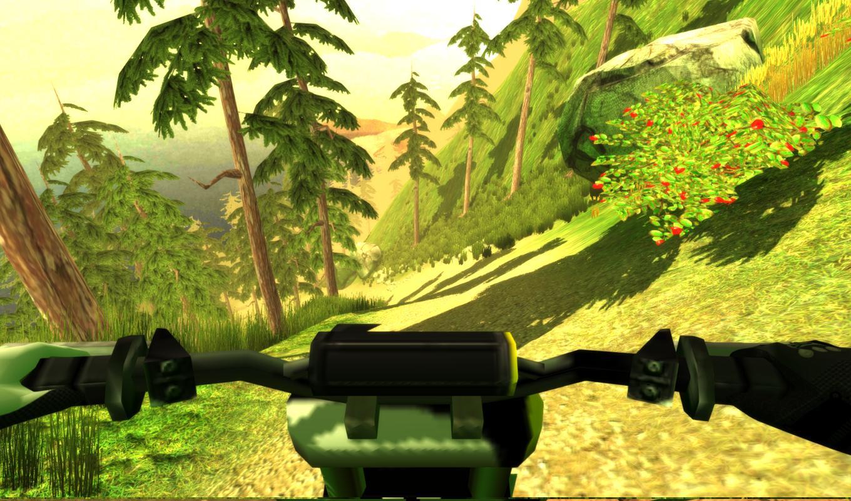 Downhill bike simulator mtb 3d apk baixar gr tis for Simulador de cocinas 3d gratis