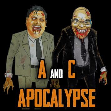 A and C apocalypse poster
