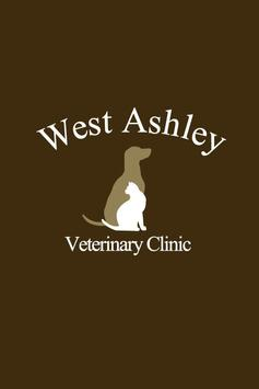 West Ashley Veterinary Clinic poster