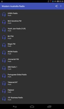 Western Australia Radio apk screenshot