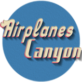 Airplanes Canyon icon