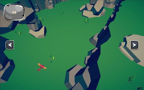 Airplanes Canyon screenshot 2