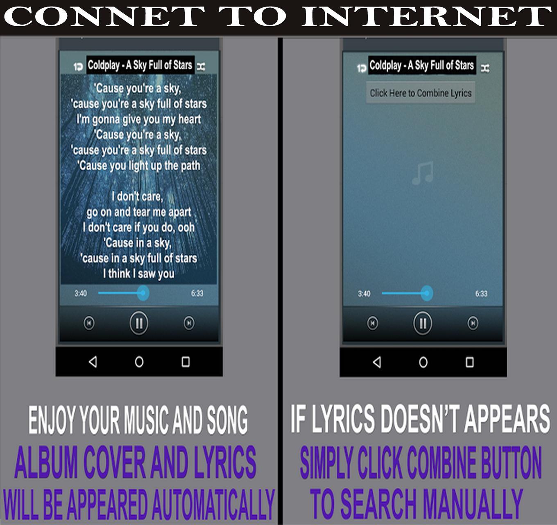 MP3 Lyrics - Song Music Lyrics for Android - APK Download