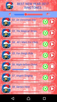 Best New Year 2017 Ringtones apk screenshot