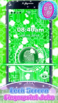 Lock Screen – Fingerprint Joke apk screenshot