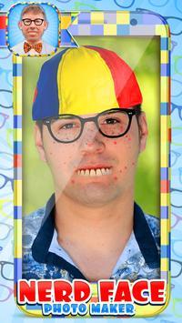 Nerd Face Photo Maker screenshot 2