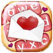 Valentine's Day Keyboard icon