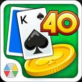 Scala 40: la sfida! icon