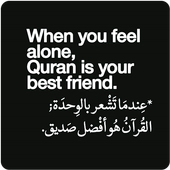 Arabic Quotes with English translation icon
