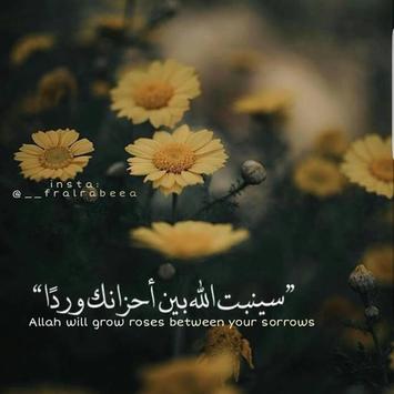 Arabic Quotes with English translation screenshot 4