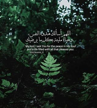 Arabic Quotes with English translation screenshot 3
