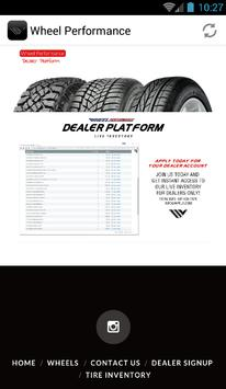 Wheel Performance apk screenshot