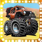 Wheels Showdown Games icon