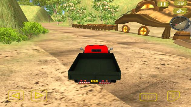Impossible Off Road Truck Driving Simulation 2018 screenshot 5