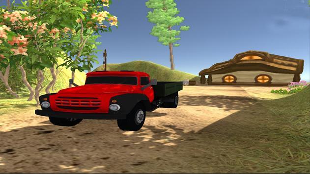 Impossible Off Road Truck Driving Simulation 2018 screenshot 8