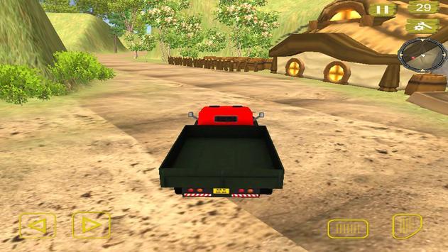 Impossible Off Road Truck Driving Simulation 2018 screenshot 9