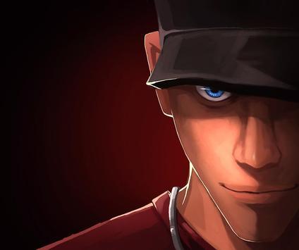 Scout Team Fortress - Survive apk screenshot