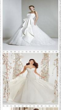 White Wedding Dresses poster