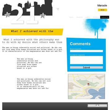 WebSite Makers Pro apk screenshot