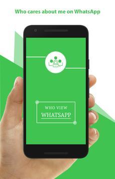 Who viewed WhatsApp poster