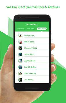 Who viewed WhatsApp screenshot 1