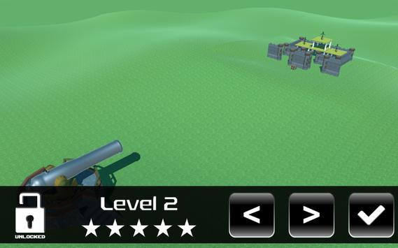 Stickman War Cannon Power apk screenshot