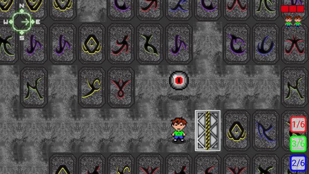 Dungeon Tiles screenshot 1