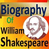 William Shakespeare Biography icon