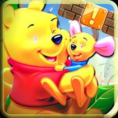 Winnie the Bear Go pooh icon