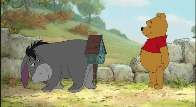The Pooh Wallpapers screenshot 1