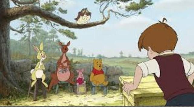 The Pooh Wallpapers screenshot 2