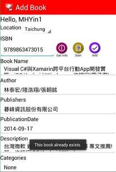 Winbond Library Cloud screenshot 1