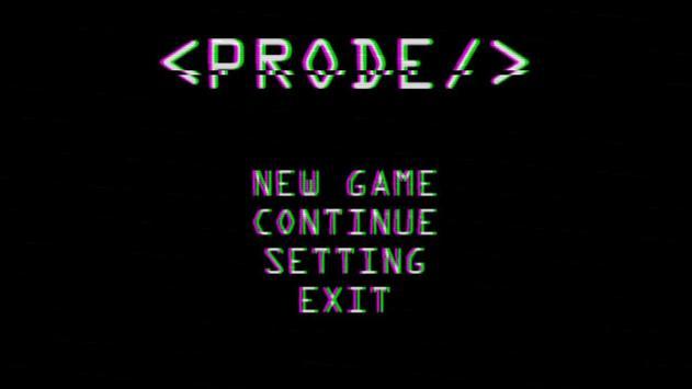 <Prode/> poster
